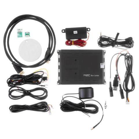 Универсальный навигационный блок на Android с HDMI-выходом для штатных мониторов Превью 8