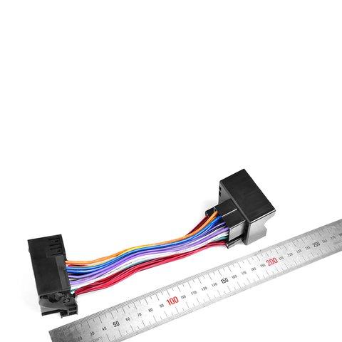 40-контактный кабель-удлинитель Quadlock для штатных мониторов Превью 4