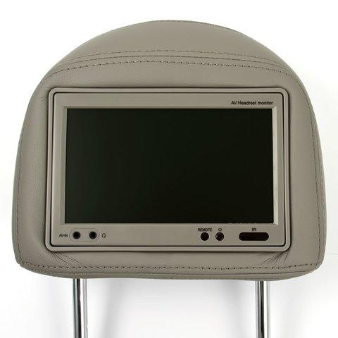 """Cabecera con  pantalla de 7"""" incorporada para Toyota RAV4 Vista previa  1"""