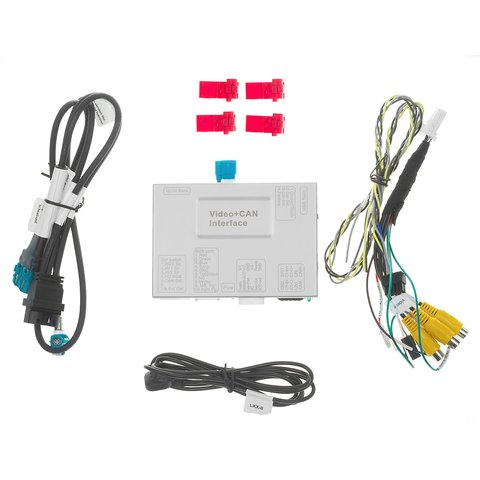 Video Interface for Citroën, Opel, Peugeot, Toyota with NAC System Preview 4