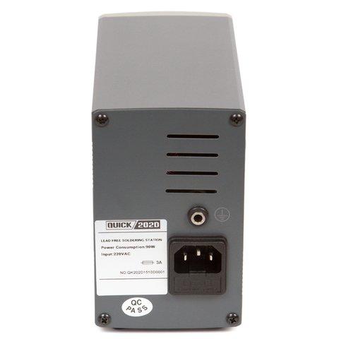 Индукционная станция для бессвинцовой пайки QUICK 202D ESD