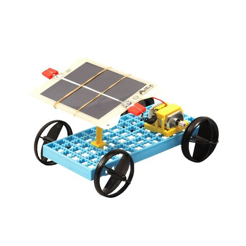 Artec Solar Car Evolution