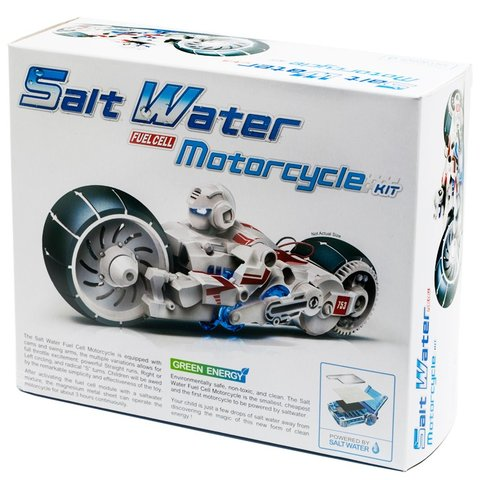 CIC 21-753 Salt Water Fuel Cell Motorcycle Preview 10