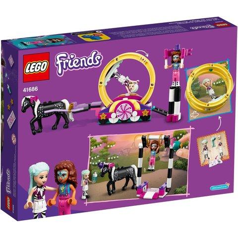 Конструктор LEGO Friends Волшебная акробатика 41686 Превью 13